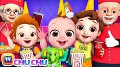English Nursery Rhymes: Kids Video Song in English 'Movie At Home'