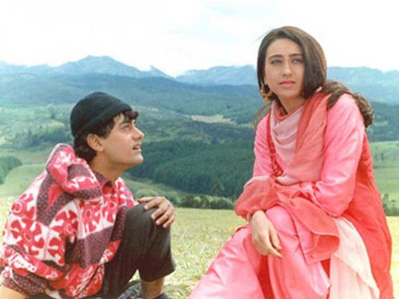 Exclusive! Dilip Kumar equated Aamir Khan-Karisma Kapoor's kiss in 'Raja Hindustani' to his feather caressing scene with Madhubala in 'Mughal-E-Azam'