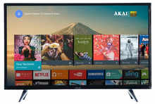 AKAI AKLT43S-DFS6T 108 cm (43 Inches) Fire TV Edition Full HD Smart LED TV