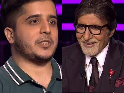 KBC: Contestant flatters Amitabh Bachchan