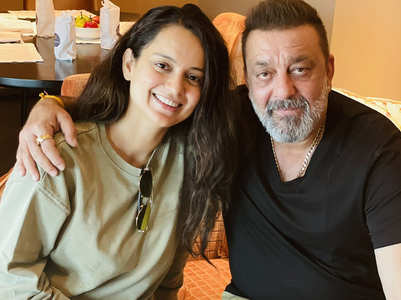 Sanjay to Kangana: Thanks for all your love