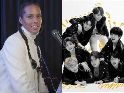 Watch: Alicia Keys' cover of BTS' Life Goes On