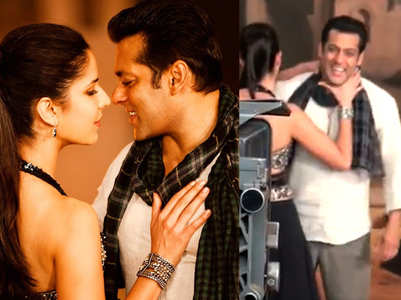When Katrina tried to playfully choke Salman