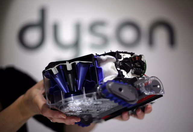 Dyson to invest $3.7 billion in new technology