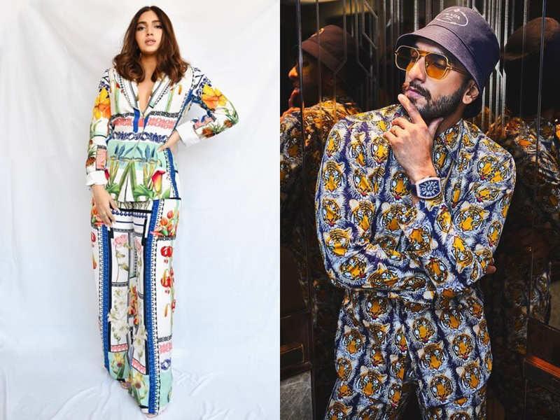 Bhumi Pednekar just wore a suit that Ranveer Singh would love to wear!