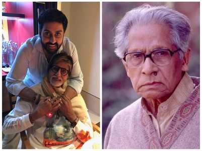 Big B remembers dad Harivansh Rai Bachchan