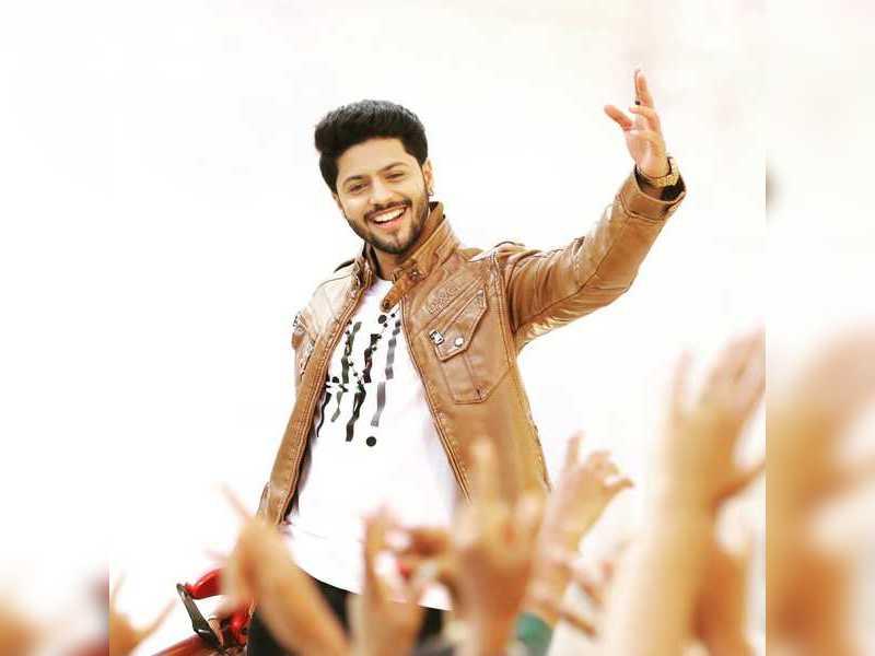 Sujith Gowda plays a rockstar in his upcoming serial Manasella Neene
