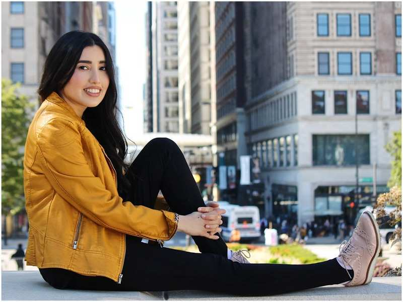 Subhi: We shot my song in just three hours in Chicago last month