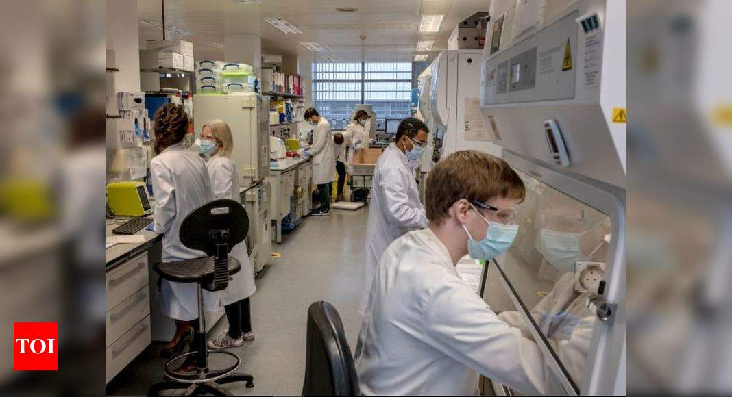 AstraZeneca vaccine: Britain presses on with AstraZeneca vaccine amid questions over trial data | World News – Times of India