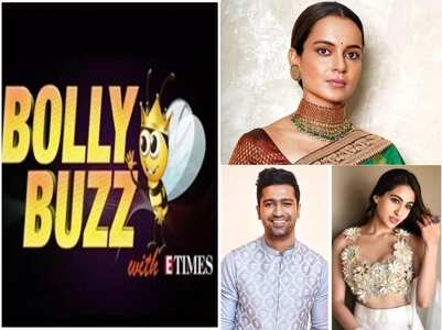 Bolly Buzz: Kangana's big win against BMC