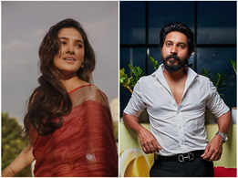 Vani Bhojan character will be a mystery in Casino