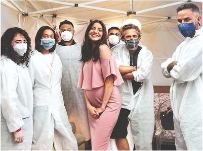 Anushka Sharma on her love for acting