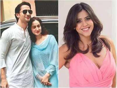 Ekta calls Shaheer's wife 'Begum Sheikh'