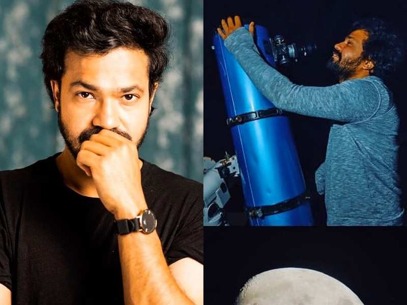 Suvrat Joshi to host a science based TV show?