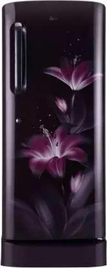 LG 235 L Direct Cool Single Door 4 Star (2020) Refrigerator  (Purple Glow, GL-D241APGY)