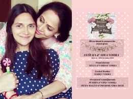 Hema Malini becomes grandmother again