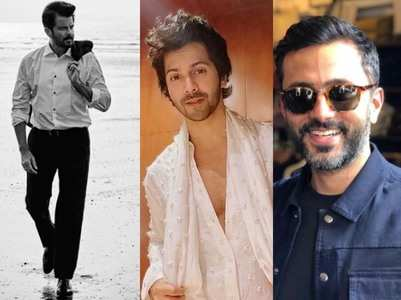 Anand, Varun comment on Anil Kapoor's pics