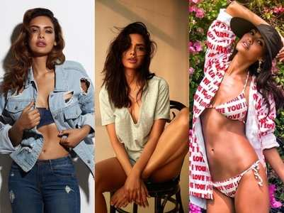 HBD Esha Gupta: Alluring pics of of the diva