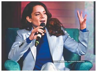 Kangana on abuse she faced from Maha Govt