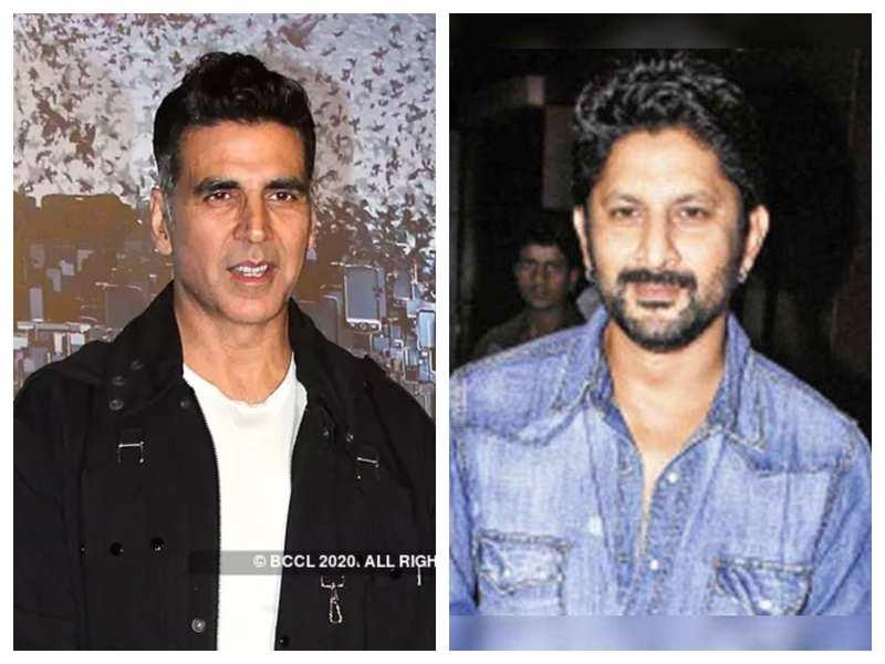 Arshad Warsi joins the cast of Akshay Kumar and Kriti Sanon starrer 'Bachchan Pandey'