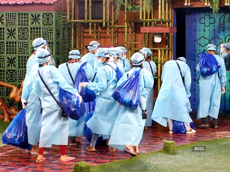 Bigg Boss Tamil 4, Day 54, November 27 highlights: Housemates get evacuated from the house due to cyclone Nivar