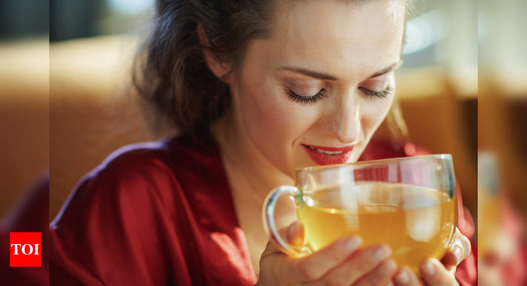 How does green tea solve the acne problem? – Times of India