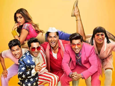 Varun-Sara's 'Coolie No 1' trailer out