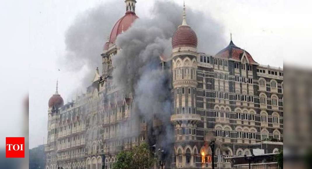 US announces reward of up to $5 million for information about 26/11 mastermind | India News – Times of India