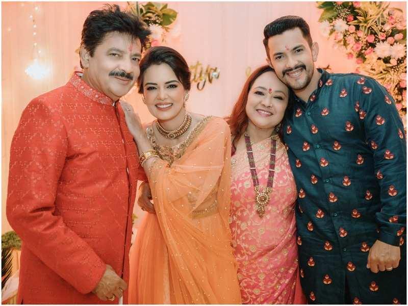 Aditya Narayan: Tilak ceremony is an auspicious beginning to the wedding -  Times of India