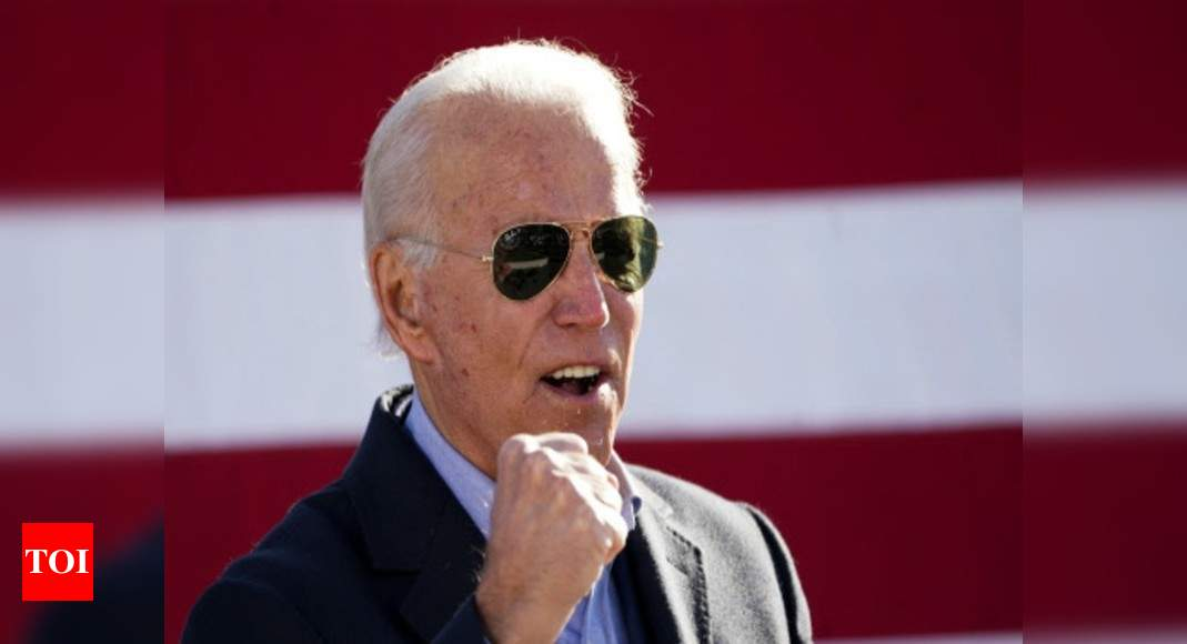 Biden's win means some Guantanamo prisoners may be released – Times of India