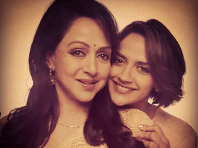 Hema Malini is delighted for Ahana's twins