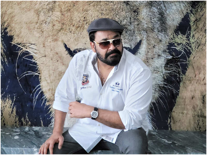 Pic courtesy: Mohanlal official Instagram account