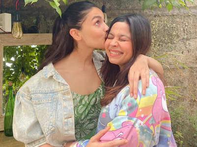 Alia pens a poetic b'day note for Shaheen