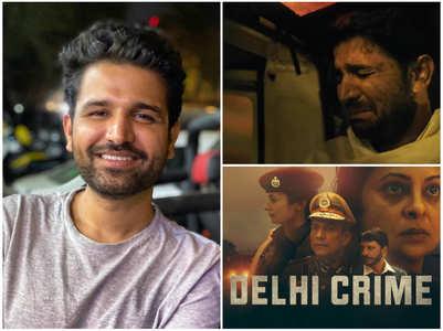 Sanjay Bishnoi on shooting for Delhi Crime
