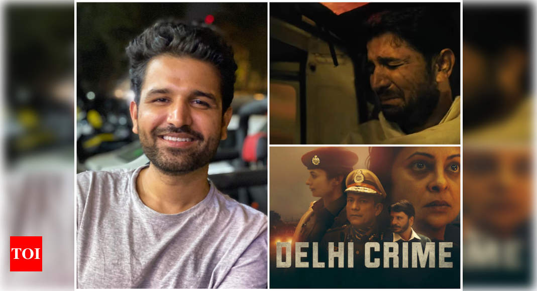 Exclusive! Delhi Crime actor Sanjay Bishnoi: We cannot just blame our daughters for everything; need to educate men to treat women with respect – Times of India