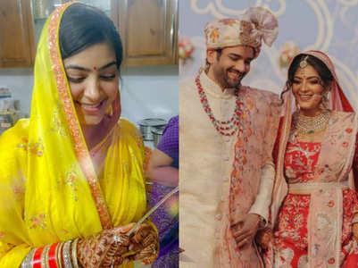 Rajshri Rani's 'pehli rasoi'; see pics