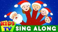Watch Latest Children Songs and English Nursery 'Santa Claus Finger Family' for Kids - Check Out  Children's Nursery Rhymes, Baby Songs, Fairy Tales In English