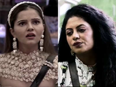 BB14: Rubina says, Kavita has 'low-standards'