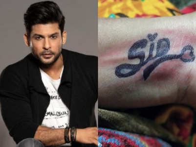 Sid's fan gets his name inked; see reply