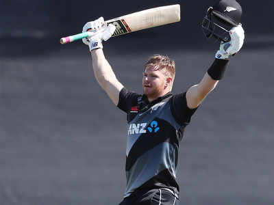New Zealand's Phillips clubs record 46-ball ton against West Indies