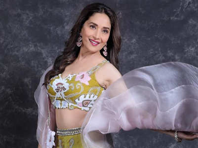 'Shoot mode' on for Madhuri Dixit