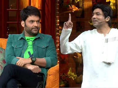 TKSS: Kapil takes a dig at Chandan Prabhakar