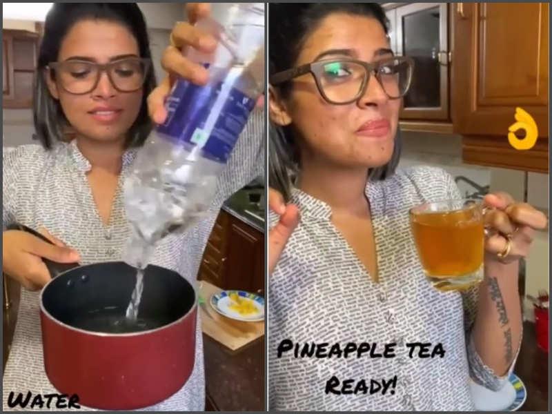 Bigg Boss fame Amrutha Suresh has a special tea recipe for everyone