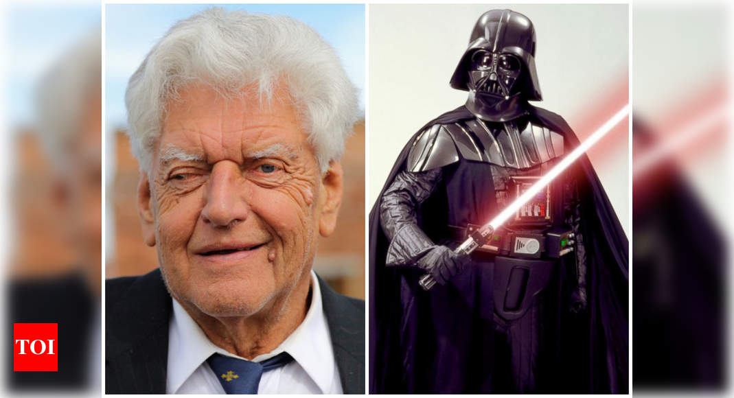 Star Wars' 'Darth Vader' actor Dave Prowse passes away at 85 – Times of India
