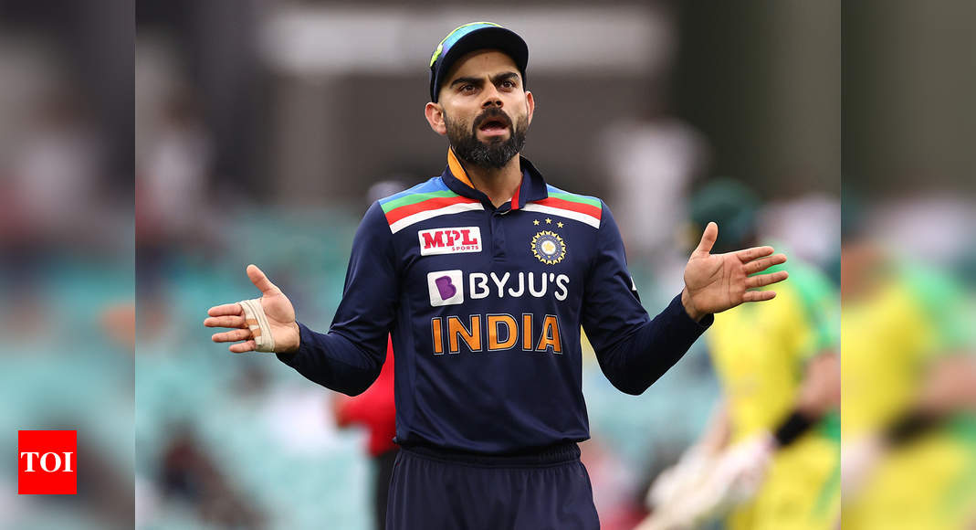 We were completely outplayed: Virat Kohli blames it on ineffective bowling | Cricket News – Times of India
