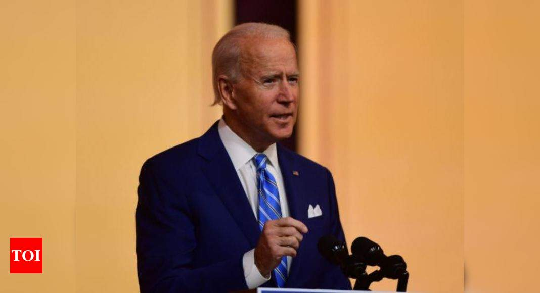 Republicans turn to Biden transition as Trump's legal options dwindle – Times of India