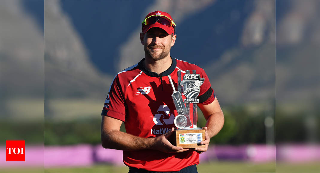 2nd T20I: Malan's hometown heroics help England to win series   Cricket News – Times of India