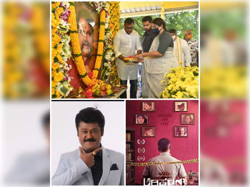 From late Rebel Star Ambareesh's second death anniversary to Jaggesh's comments on pan-Indian films - here's what made news last week in Bengaluru