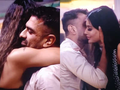 BB14: Pavitra gets evicted; Eijaz kisses her
