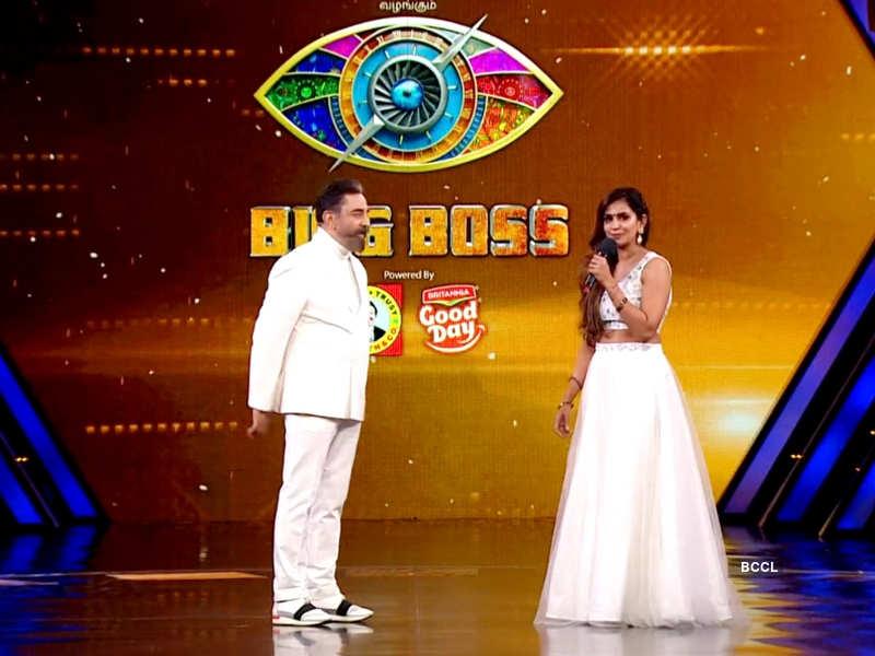 Bigg Boss Tamil 4: Samyuktha Karthik gets evicted from the Kamal Haasan hosted show